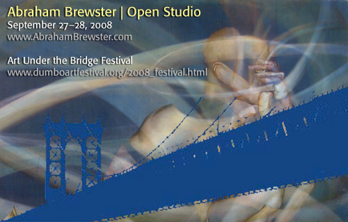 Brewster Art Under the Bridge 2008