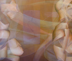 Abraham Brewster, Procession. Oil on Canvas 2010 Detail1