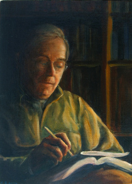 Abraham Brewster alt Oil on Canvas